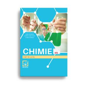 Chimie – caiet de lucru pentru clasa a VII-a