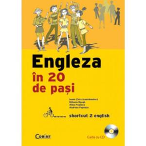 Engleză în 20 de pași (carte cu CD)