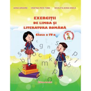Exerciții de limba și literatura română. Clasa a IV-a