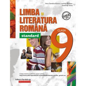 Limba şi literatura română. Clasa a IX-a – Standard