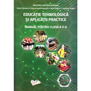 Educație Tehnologică și Aplicații Practice - Manual pentru clasa a V-a (cu CD)