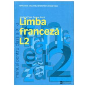 Limba franceză L2. Manual clasa a XII-a