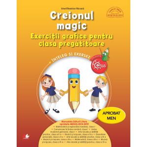Creionul magic. Exerciții grafice pentru clasa pregătitoare