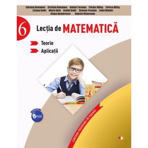 Lecția de matematică. Teorie. Aplicații. Clasa a VI-a