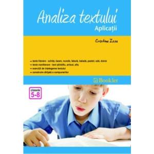 Analiza textului. Clasa 5-8. Aplicații