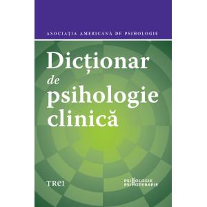 Dicționar de psihologie clinică