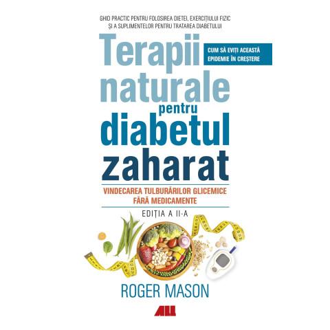 Terapii naturale pentru diabetul zaharat