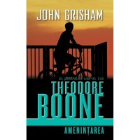Theodore Boone. Amenințarea