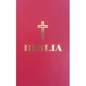 Biblia - gold grena - 073