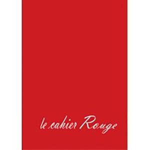 Le cahier rouge - Agendă