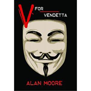 V from Vendetta - Agendă