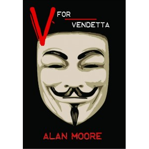 V from Vendetta - Agendă