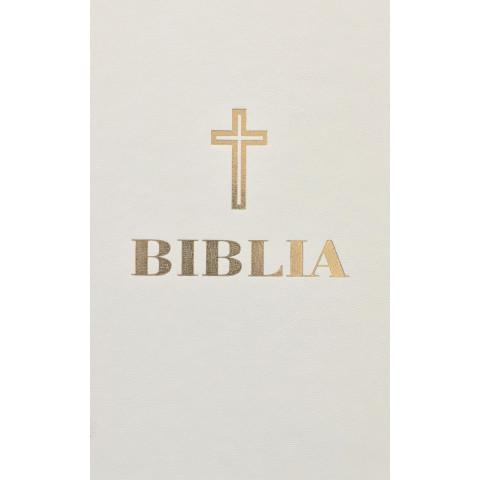 Biblia - gold albă - 053