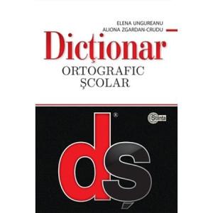 Dicționar ortografic școlar (cu elemente de punctuație)