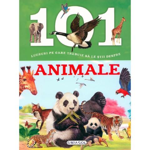 101 lucruri pe care trebuie să le știi despre animale
