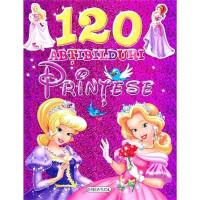 120 Abțibilduri - Prințese