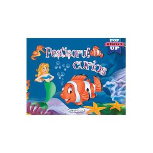 Pop-up: Peștișorul curios
