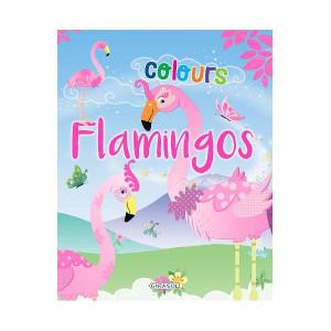 Flamingos colours: Roz