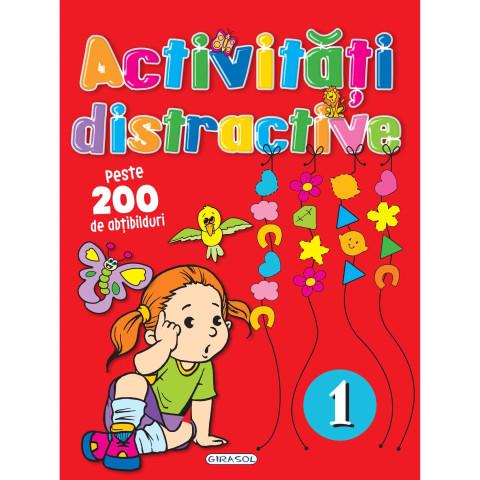 Activități distractive - Peste 200 abțibilduri (#1)