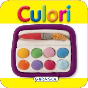 Cărticele - Culori