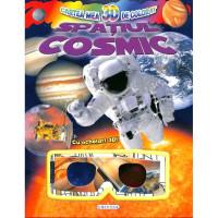 Cartea mea 3D de colorat - Spațiul cosmic