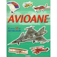 Caută și lipește - Avioane