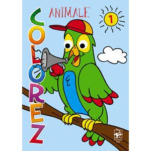 Colorez animale. 1