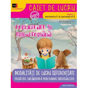 Comunicare în limba Română. Cls. I. Ed. 4. 2018-2019