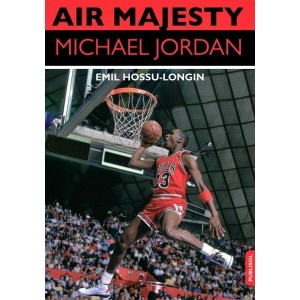 Air Majesty. Michael Jordan