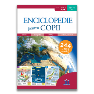 Enciclopedie pentru copii - Volumul 1 - De la A la K