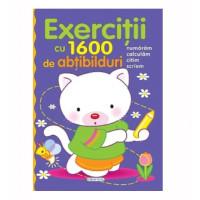 Exerciții cu 1600 de abțibilduri