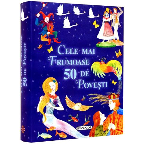 Cele mai frumoase 50 de povești