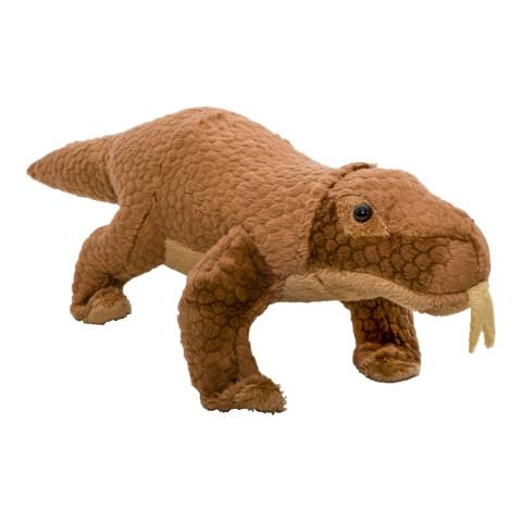 Jucărie de pluș Momki Varan de Komodo, 32 cm