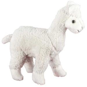 Jucărie de pluș alpaca 19 cm, Momki