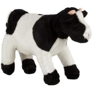 Jucărie de pluș vacă 16,5 cm, Momki