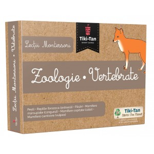 Lecții Montessori - Zoologie • Vertebrate