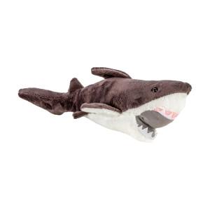 Momki Pluș mare rechin alb 28 cm