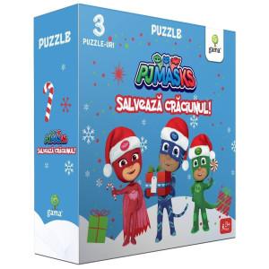 PJ MASKS salvează Crăciunul!