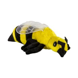 Pluș albinuță 19 cm, Momki