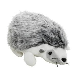 Pluș arici alb, 15 cm, Momki