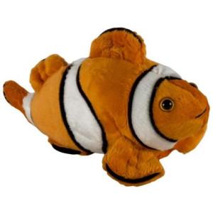 Pluș pește clovn, 19 cm, Momki