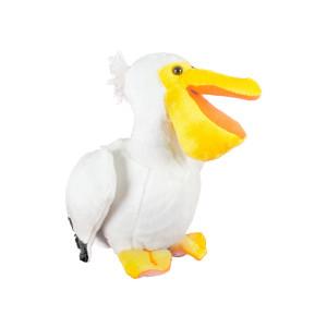 Pluș pelican, 15 cm, Momki