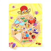 Puzzle - Pânză de păianjen, Momki