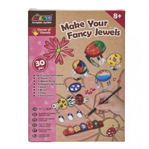 Set Să creăm propriile bijuterii, Momki
