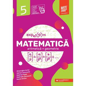 Matematică. Aritmetică, geometrie. Clasa a V-a. Standard