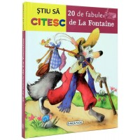 Știu să citesc - 20 de fabule de La Fontaine