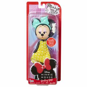 Păpușă Minnie Mouse cu buline prețioase, 24 cm