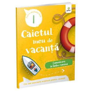 Comunicare în limba română • clasa I