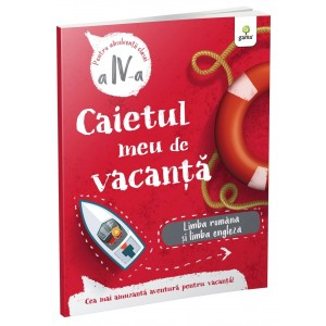 Limba română și limba engleză • clasa a IV-a