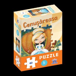 Cenușăreasa: Puzzle